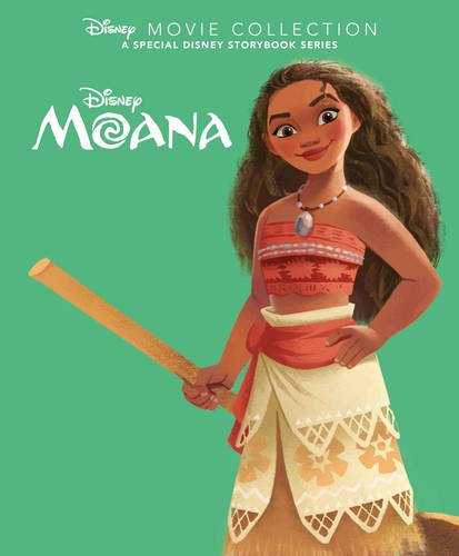 Disney Movie Collection: Moana: A Special Disney Storybook Series