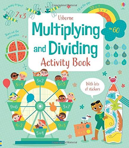 Multiplying And Dividing Activity Book (maths Activity Books)
