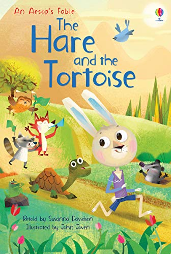 The Hare And The Tortoise - First Reading Level 4