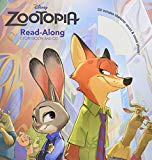 Zootopia Read-along Storybook And Cd
