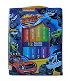 Nickelodeon - Blaze And The Monster Machines My First Library Board Book Block 12-book Set - Pi Kids