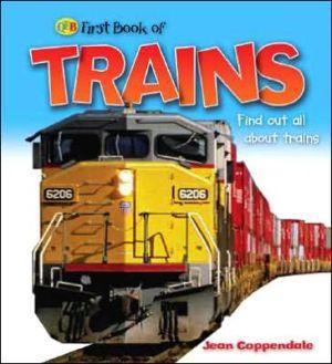 Trains (mighty Machines Qeb)