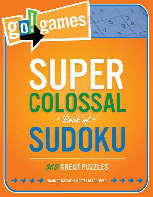 Go!games Super Colossal Book Of Sudoku: 365 Great Puzzles