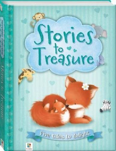 Storytime Collection: Stories To Treasure (john Moulder)