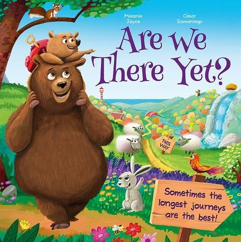 Are We There Yet? (gift Book)
