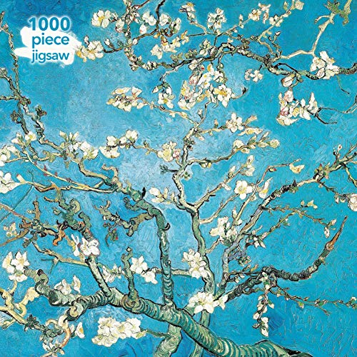 Adult Jigsaw Vincent Van Gogh: Almond Blossom: 1000 Piece Jigsaw (1000-piece Jigsaws)