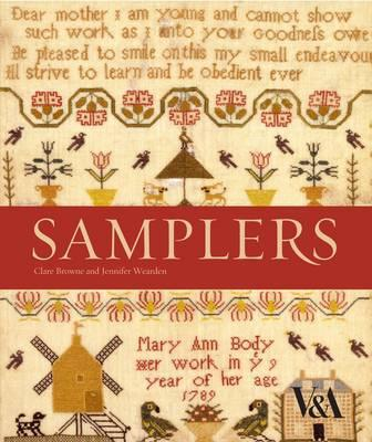 Samplers From The V&a Museum