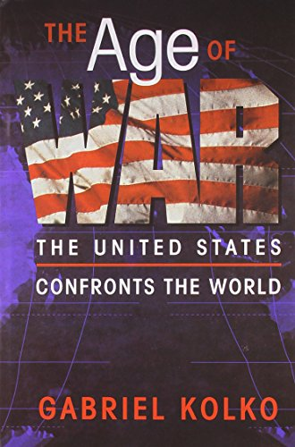 The Age Of The United States Confronts The World