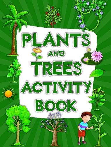 Plants & Trees Activity Book