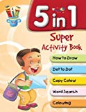 5 In 1 Super Activity Book (shooting Stars)