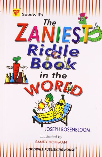 Zaniest Riddle Book In The World