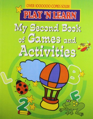 My First Book Of Games And Activity [jun 01, 2002]