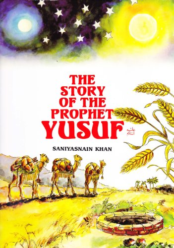 The Story Of The Prophet Yusuf (quran Stories For Little Hearts)