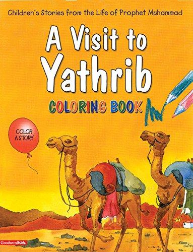 Visit To Yathrib