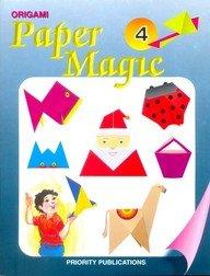 Origami Paper Magic-4, & Barry Fox