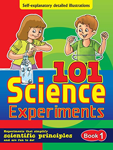 Science Experiments 1 (princess Colouring Series)