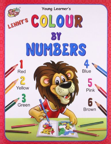 Lenny's Colour By Numbers
