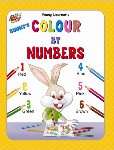 Bunny's Colour By Numbers
