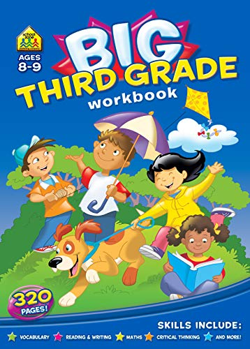Big Workbook: Third Grade [paperback] [jan 01, 2014] Barbara Bando Irvin