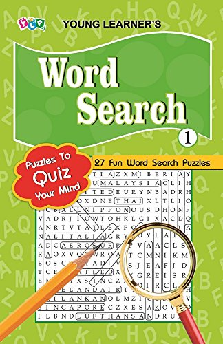 Word Search Pad - 1