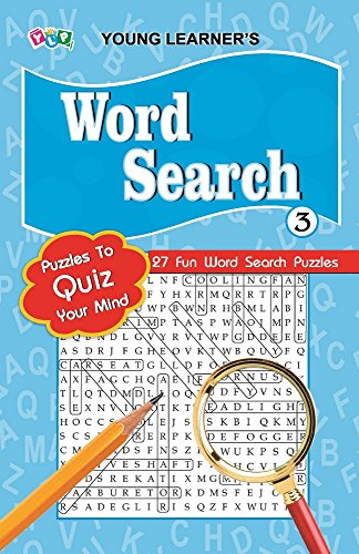 Word Search Pad - 3