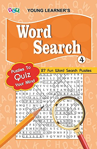 Word Search Pad - 4