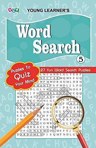 Word Search Pad - 5