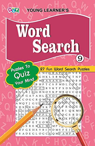 Word Search Pad - 9