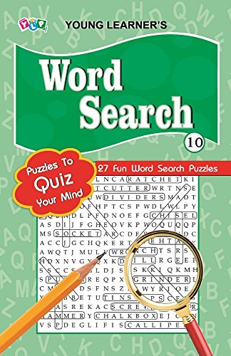 Word Search Pad - 10