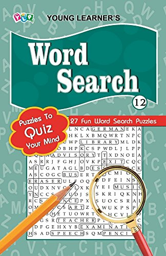 Word Search Pad - 12
