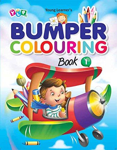 Bumper Colouring - 1