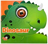 Early Learning Cut Out Book Dinosaur