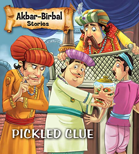 Akbar Birbal Stories The Pickeld