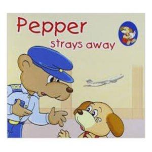 Pepper: Strays Away