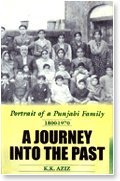 A Journey Into The Past: Portrait Of A Punjabi Family, 1800-1970