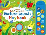 Baby's Very First Nature Sounds Playbook  - Board book