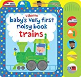 Baby's Very First Noizy Book Trains