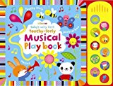 Baby's Very First Touchy-feely Musical Playbook - (BB)