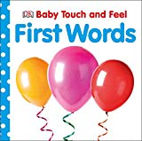 Baby Touch And Feel: First Words - (BB)