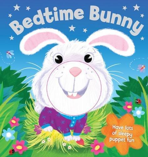 Bedtime Bunny (Hand Puppet Fun)  - Board book