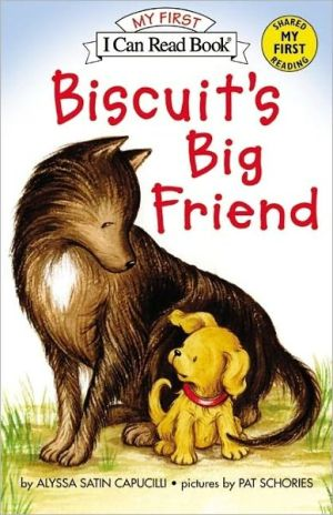 Biscuit's Big Friend (my First I Can Read)  - (PB)