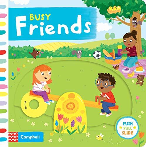 Busy Friends (busy Books) - (BB)