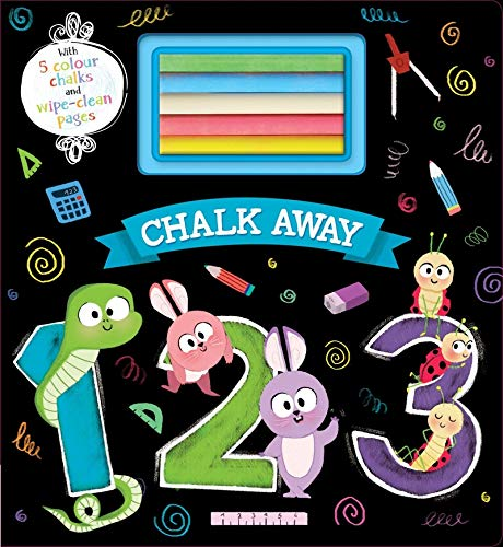 Chalk Away: 123 - (BB)