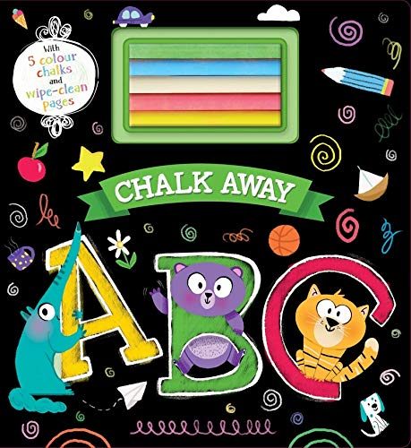Chalk Away: Abc - (BB)