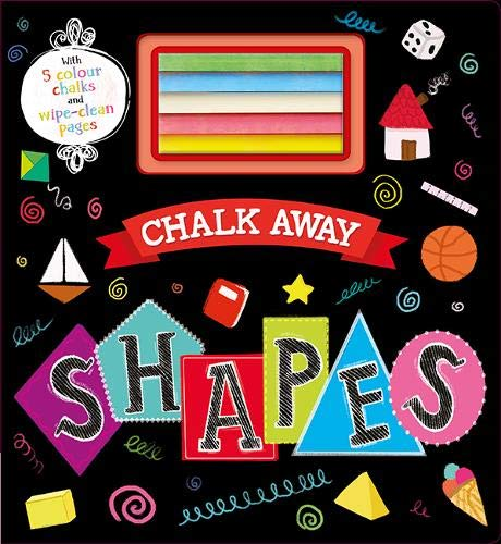 Chalk Away: Shapes - (BB)