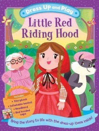 Dress Up And Play: Little Red Riding Hood - (BOX)