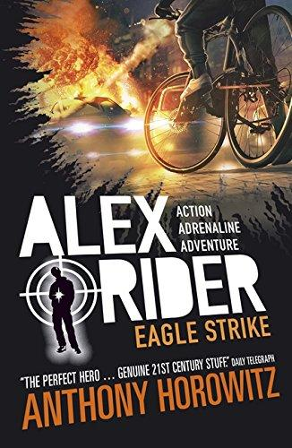 Eagle Strike (Alex Rider)  - PaperbacK