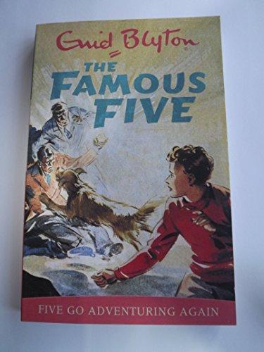 Five Go Adventuring Again  - (PB)