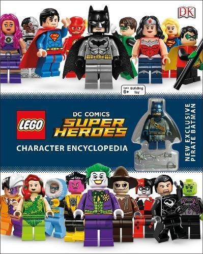 LEGO® DC Super Heroes Character Encyclopedia  -  (HB)