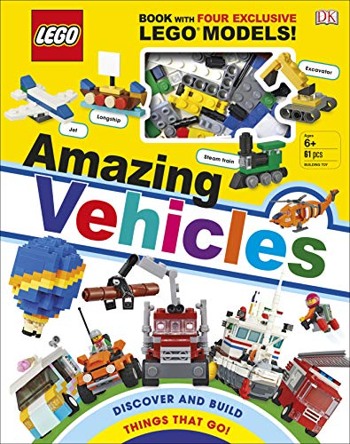 Lego Amazing Vehicles: Includes Four Exclusive Lego Mini Models